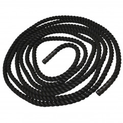 6 m, Battle Rope 25 mm, hook