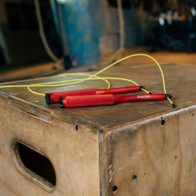 Velites Jump Rope Fire 2.0 Red