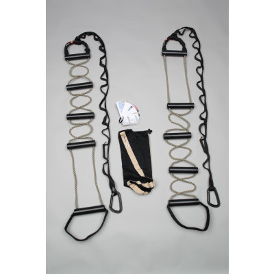 MobileFit Pro, Tactical ladder, Black Pack by KettlebellShop