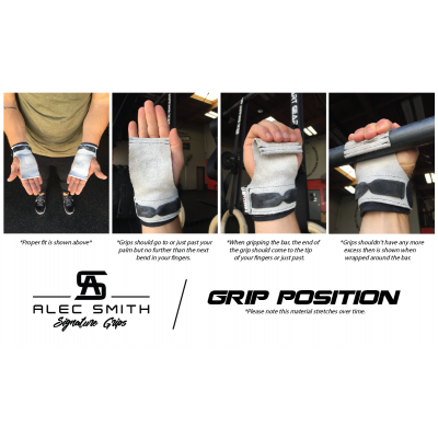 Alec Smith Grips by KettlebellShop
